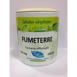 Fumeterre - Gélules de plantes Phytofrance