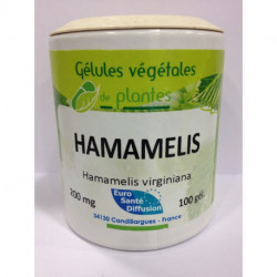 Hamamelis - Gélules de plantes Phytofrance