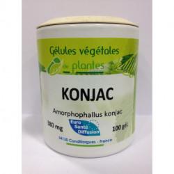 Konjac - Gélules de plantes Phytofrance
