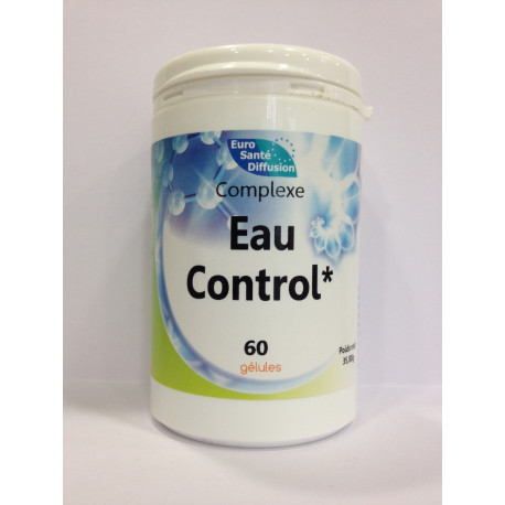 Complexe Eau Control* - Gélules de plantes Phytofrance
