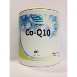 Enzymes Co-Q10 - Gélules Phytofrance