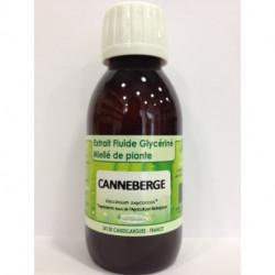 Canneberge - Extrait Fluide Glycériné Miellé de plante Bio - Phytofrance