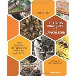 Les fiches pratiques de l'apiculteur, éditions Rustica