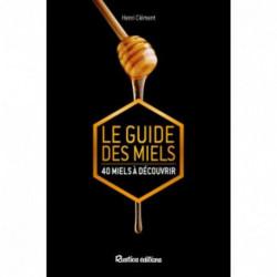 Le guide des miels, éditions Rustica