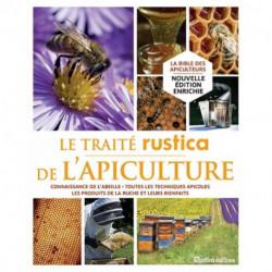 Le traité rustica de l'apiculture, éditions Rustica