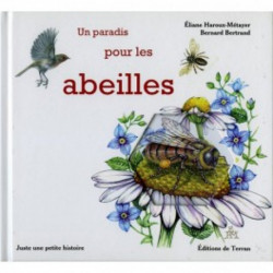 Un paradis pour les abeilles, éditions Rustica