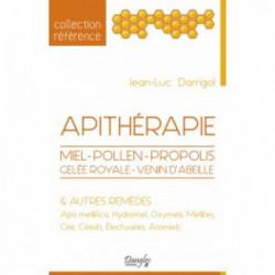 Apithérapie, éditions Dangles