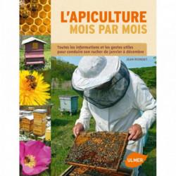 L'apiculture mois par mois, éditions Ulmer