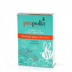 Chewing-gum propolis canelle, Propolia
