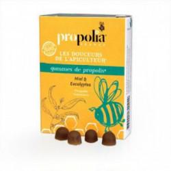 Gomme de propolis miel eucalyptus, Propolia