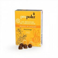Gomme de propolis miel orange, Propolia