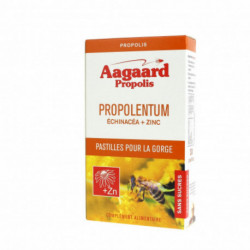 Propolentum échinacéa + zinc, Aagaard