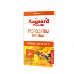 Propolentum pastilles pour la gorge, Aagaard