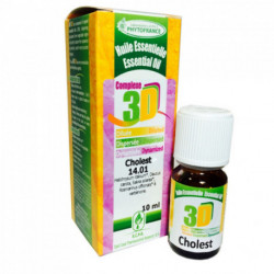 Huile essentielle 3D Cholest - Phytofrance