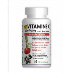 HOLISTICA - Vitamine C de fruits - 60 comprimés