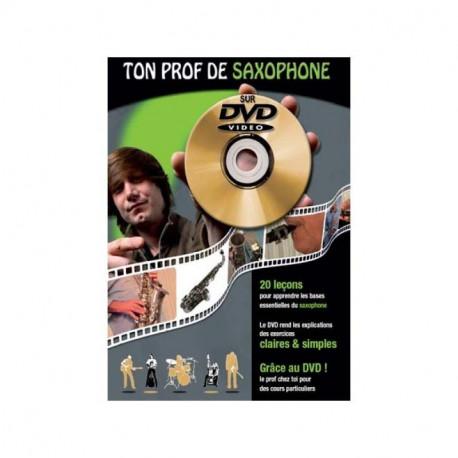 Ton Prof de Saxophone DVD