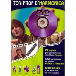 Ton Prof d' Harmonica DVD