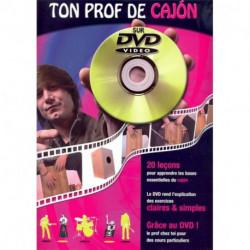 Ton Prof de Cajon DVD