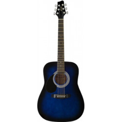 Guitare acoustique dreadnought, modèle 3/4 STAGG