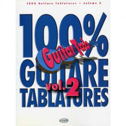 100% GUITARE TABLATURE VOL 2