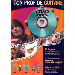 Ton Prof de Guitare DVD