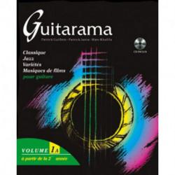 GUITARAMA - LIVRE & CD