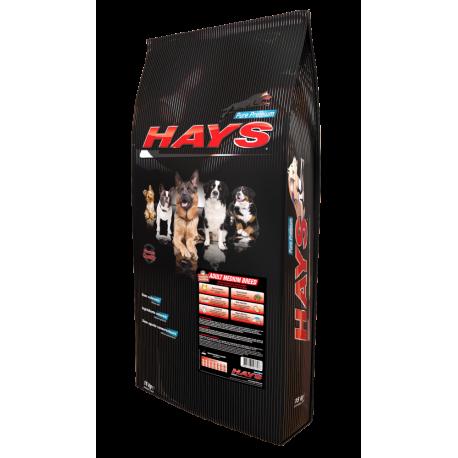 Croquettes Chien Hays Pure Premium Adult Medium Sac de 3 ou 15 kg