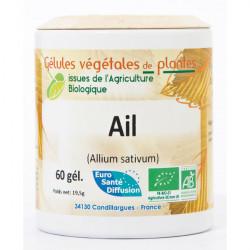 Ail bulbe - Gélules de plantes Bio - Phytofrance