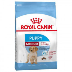 CROQUETTES CHIEN MEDIUM PUPPY ROYAL CANIN