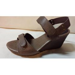 D ALIAS C de GEOX - D 42C3 C sandale compensé chic pour femme
