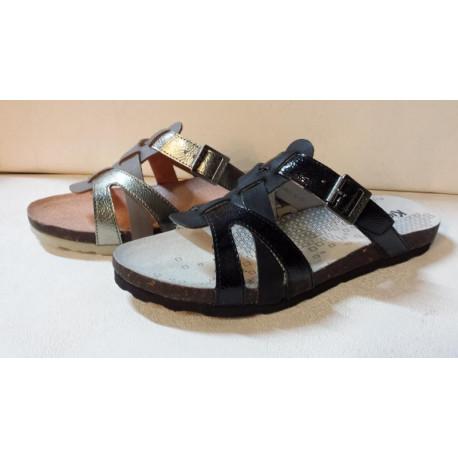 check-out 5b92d 37a53 DOLIA de KICKERS mule chaussure femme DARNET CHAUSSURES LE PUY EN VELA