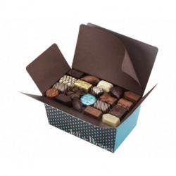 Ballotin de 1kg de chocolats fourrés