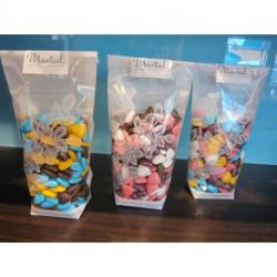 Sachet de Chocolat Petits Coeurs 200g de la marque Martial