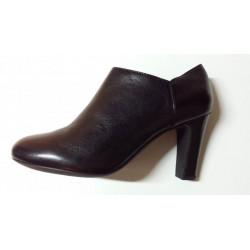 D NEW MARIE CLAIRE HI - D 4498 B low boot's talon haut féminin
