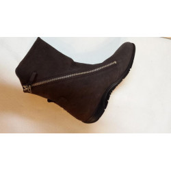 Bottine de ARCUS confortable IRISLO en nubuck marron
