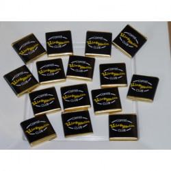 napolitains chocolat sachet de 100 pièces