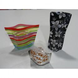 Vase pliant réutilisable