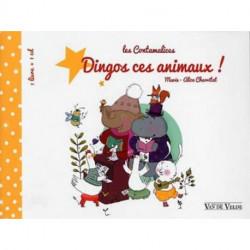 Dingo ces animaux - Charritat - livre et CD