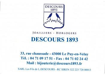Bijouterie Descours1893